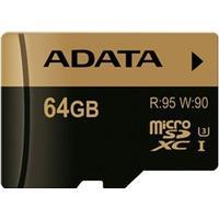A-Data Adata XPG MicroSDXC UHS-I U3 95/90MB/s 64GB