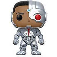 DC Comics Funko Pop! 13487 Cyborg Justice League Movie Vinyl Toy