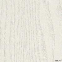 Dimaria Wallstickers Selvklæbende hyldepapir / folie - Træ, hvid