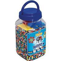 Hama Midi Beads & Pegboards in Tub 2063