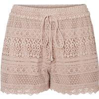 Vero Moda Lace Shorts Purple/Sphinx (10190155)