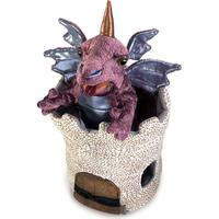 Folkmanis Dragon in Turret 3044