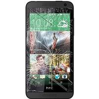 HTC Desire 610 Display Glas & Touch Screen Reparation - Sort