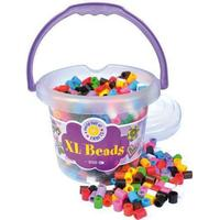 PlayBox XL Beads in Bucket 10 Colour Mix 950pcs