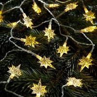 Markslöjd Stjärna Ljusslinga 20L LED
