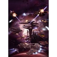 Displate from the Universe in Flames books 2 (Fury to the Stars) book