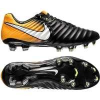 best website 4105f 579f3 Nike Tiempo Legend VII FG - Black Orange White