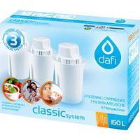 Dafi Classic Filterpatroner 3-pack