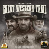 Stronghold Games Great Western Trail (Engelska)
