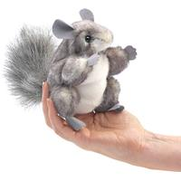 Folkmanis Mini Chinchilla 2759