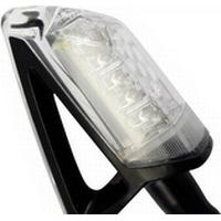 Devil Eyes LED-blinker Motorcykel, Firhjulscrosser, ATV Devil Eyes 611002 Aluminium