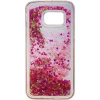 Urban Iphoria Glamour Samsung Galaxy S7 Cover - Guld / Pink