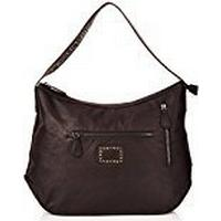 Le Temps des Cerises Women's Fresh 2 Shoulder Bag Black Noir (Noir 0127) 1 Size