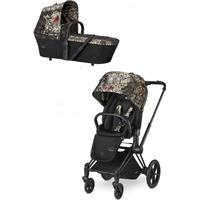 Cybex Priam with Lux Seat Butterfly (Duo)