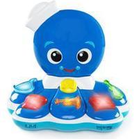 Baby Einstein musiklegetøj - Octopus Orchestra Musiklegetøj med 2 indstillinger, så din baby kan lære og komponere