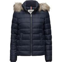 Tommy Jeans Thdw Basic Down Jacket 2 BLUE