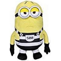 Posh Paws Despicable Me 3 Jail Minion Tom Soft Toy (Large)