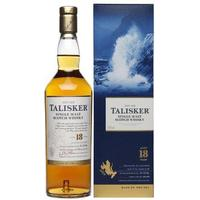 Talisker 18 YO Single Malt 45.8% 70 cl