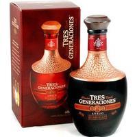 Sauza Tequila Tres Generacion Anejo 38% 70 cl