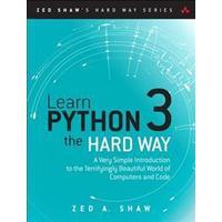 Learn Python 3 the Hard Way (Pocket, 2017)