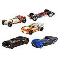 Hot Wheels ckk83 Star Wars Lisght Side vs Dark Side Toy