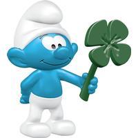 Schleich Smurf with Clover Leaf 20797