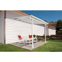 Palram Feria Terrace Cover Awning 9m² 3.05×3.05m