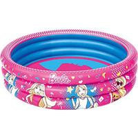 Bestway Barbie 3 Ring Pool