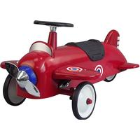Great Gizmos Red Aeroplane Ride On 8342