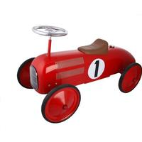 Great Gizmos Red Classic Racer Ride On 8308