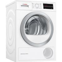 Bosch WTW8549PSN Hvid