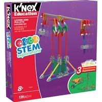 Knex Stem Explorations Levers & Pulleys Building Set