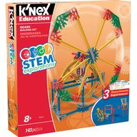 Knex Stem Explorations Gears Building Set