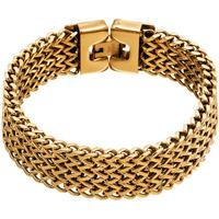Edblad Lee Stainless Steel Gold Plated Bracelet - 18cm (3153441881)