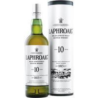 Laphroaig 10 YO Islay Single Malt 40% 70 cl
