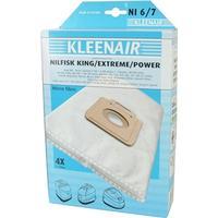Støvsugerposer Kleenair NI 6/7 Nilfisk King, Extreme, Power