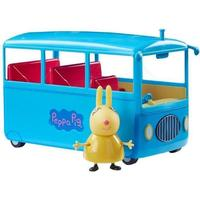 Character Peppa Pig School Bus