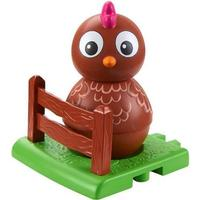 Character Weebledown Farm Weebles Figure & Base Nugget the Chicken
