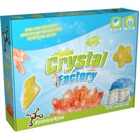 Science4you Crystal Factory Kit