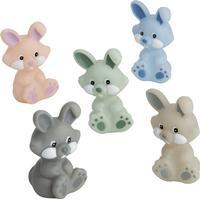 Rätt Start Badleksak Kaniner i Pastellfärger, 5-pack