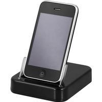 Dockingstation til iPhone 3G/3Gs, USB, sort