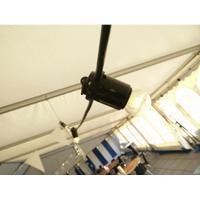 Thorn Lighting Udendørs lyskæde med E27 fatninger og 3 meter imellem dem, pris pr. meter - Thorn Lighting