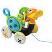 Yookidoo Pull Along Whistling Duck