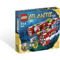 Lego Atlantis Tyfonturbo Ubåd 8060