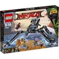 Lego The Ninjago Movie Vattenlöpare 70611