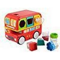 ELC Shape Sorting Bus