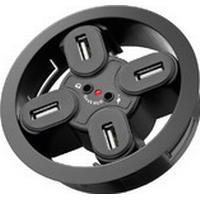 MicroConnect USB-HUB4A 4-Port USB 2.0 Extern