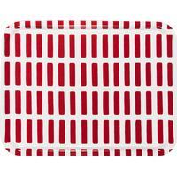 Artek  Siena bakke, stor, rød/hvid