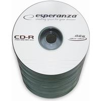 Esperanza CD-R Silver 700MB 52x Spindle 100-Pack