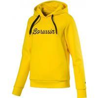 Puma Borussia Dortmund BVB Fan Pullover Hoodie W